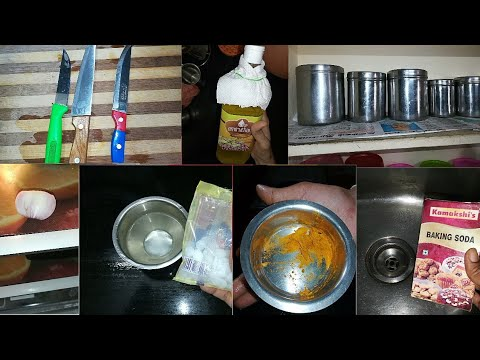 10 Useful kitchen tips and tricks Tamil || 10 சமையலறை குறிப்புகள் || Kitchen cleaning tips tamil