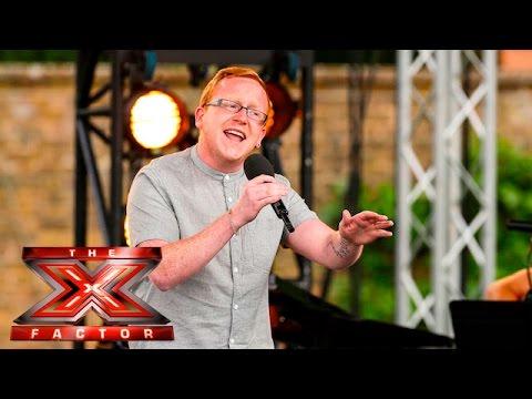 Joseph McCaul sings Same Love   Boot Camp   The X Factor UK 2015