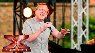 Joseph McCaul sings Same Love | Boot Camp | The X Factor UK 2015