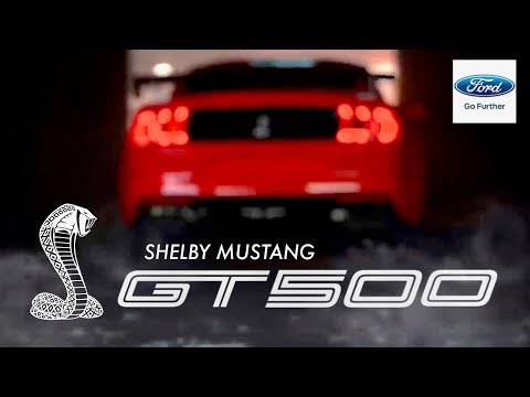 2019 Shelby GT500: OFFICIAL TEASER | First Look & My Thoughts