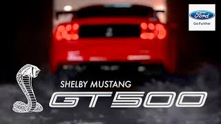 2019 Shelby GT500 OFFICIAL TEASER  First Look  My Thoughts
