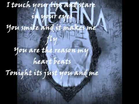 The Thespian - Alesana (lyrics)