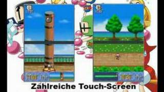 Bomberman Land Touch! DS Trailer