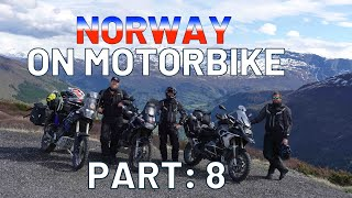 Norway on Motorbike part 8: Going home