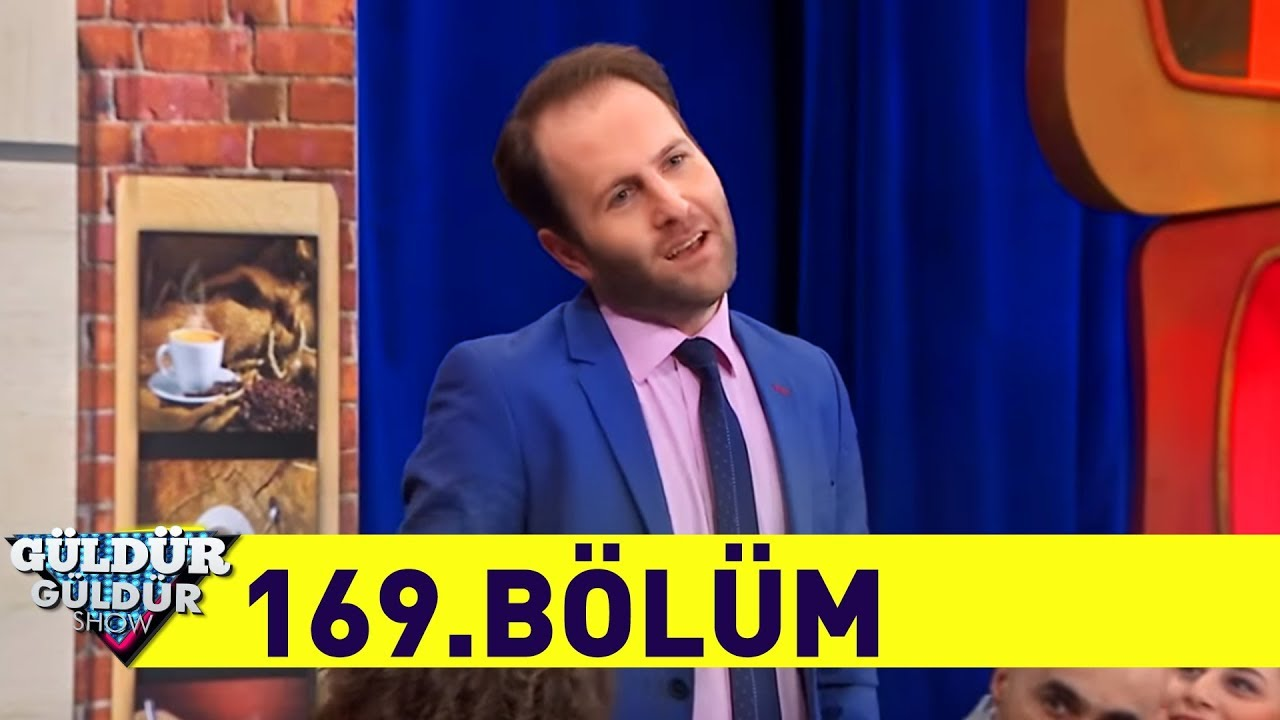 Güldür Güldür Show 169. Bölüm Full HD Tek Parça