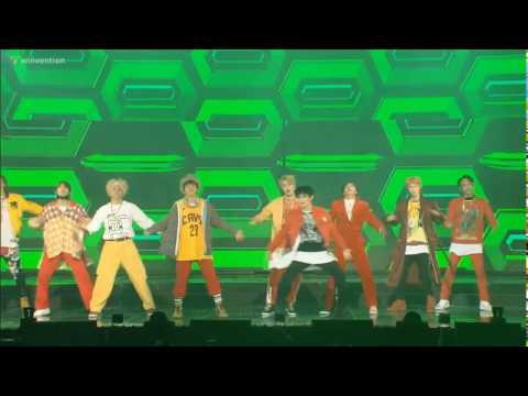 170119 Fire Truck + Limitless - NCT127 @ Seoul Music Awards