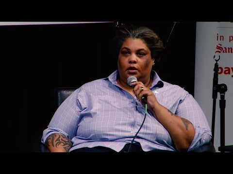 Roxane Gay Takes the Stage