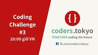 Coding Challenge #3