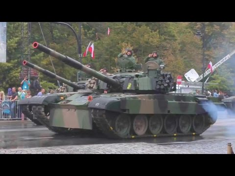 Poland MOD - Armed Forces Day Parade 2016 : Military Assets Segment [1080p]