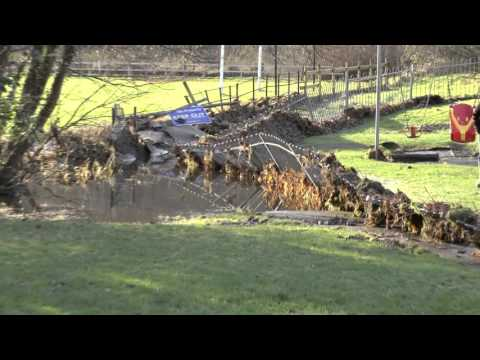 Ambleside Cumbria Floods 2015