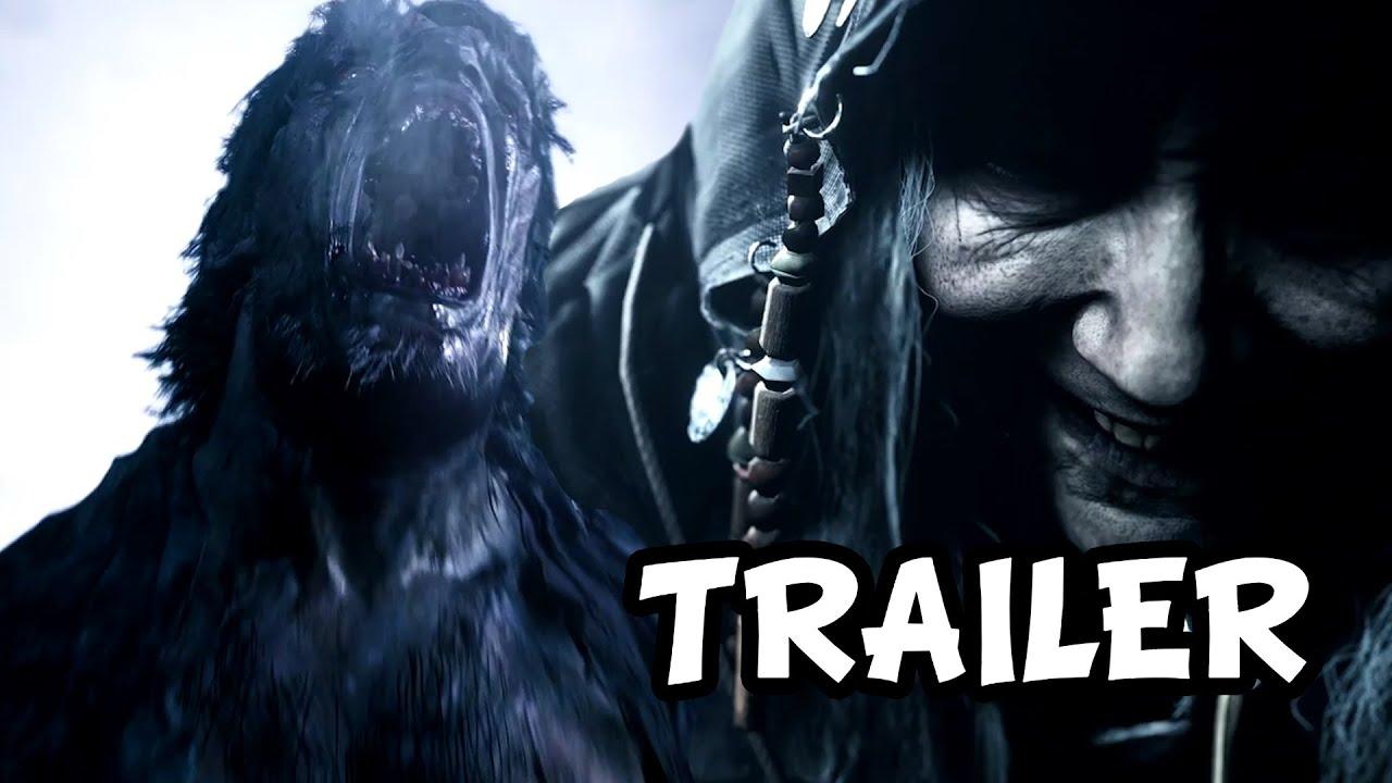 Resident Evil 8 Village Werewolves The Return Of Chris