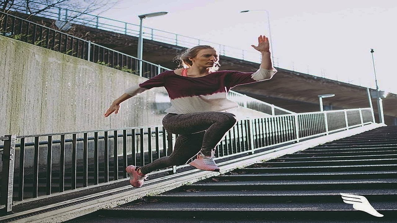 Download The World's Best parkour And freerunning Girls 2018 Latest