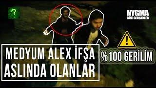 KAFALAR ŞİRİNCE KÖYÜ -  MEDYUM ALEX İFŞA VE İLGİNÇ OLAYLAR
