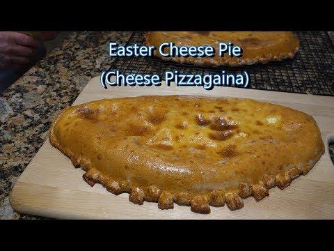 Italian Grandma Makes Easter Cheese Pie (Cheese Pizzagaina)