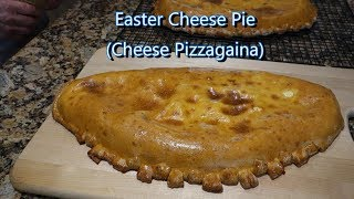 Italian Grandma Makes Easter Cheese Pie (Cheese Pizzagaina)