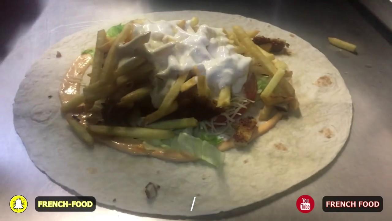 Comment Plier Un Tacos : comment plier un tacos youtube ~ Nature-et-papiers.com Idées de Décoration