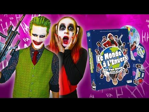 LE JOKER & HARLEY QUINN VOLENT NOTRE DVD !