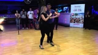 Svjetski dan plesa 2016 - Day 3 - Salsa on 1 - Dejan & Sanja - Music