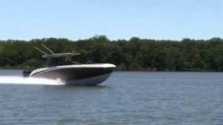 Mystic Powerboats M3900 Delivery