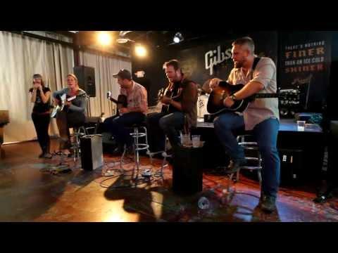 Jason Eady - Back to Jackson - Gibson Guitar Showroom, Austin, TX