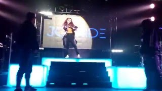 Tinashe Ride Of Your Life: Joyride World Tour in Montreal (03/06/2016)