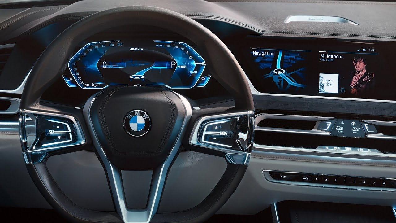 BMW iDrive 7.0 Operating System - presentation ...