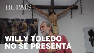 WILLY TOLEDO en BUSCA Y CAPTURA