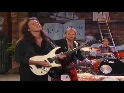 Klaus Lage & Band - Weil ich sie liebe 1995
