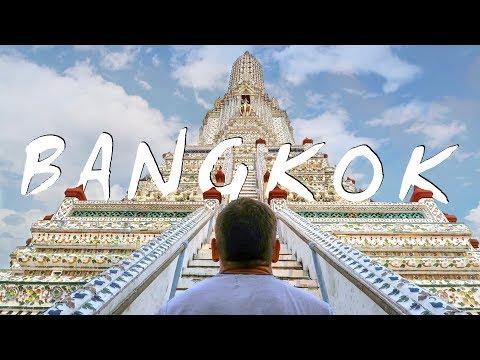 Beautiful Temples in Bangkok | THAILAND