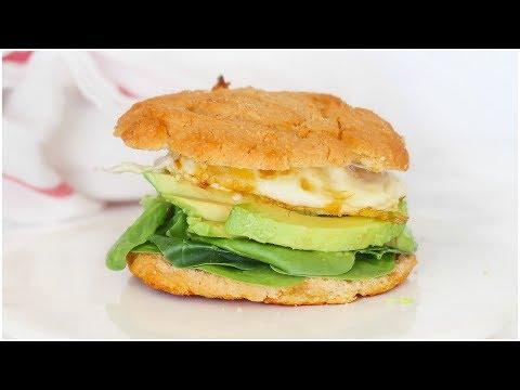 Healthy Breakfast Sandwich | easy paleo recipes