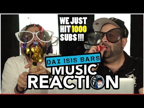 SALAAM ALAIKUM BARS!! Music Reaction | DAX - ISIS | Freestyle