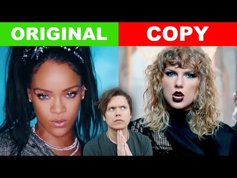 Songs That Sound EXACTLY The Same (MIND BLOWING)