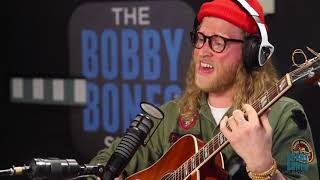 """Allen Stone Performs His Song """"Unaware"""" Live on the Bobby Bones Show"""
