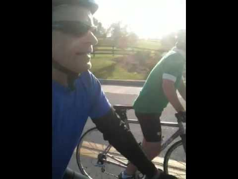 BCC Cycling- interview with David Earle