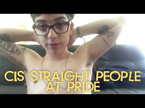 STRAIGHT CIS PERFORMERS AT PRIDE (my opinion)