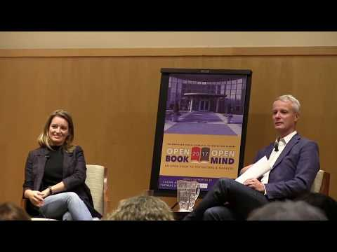 Open Book / Open Mind: UNBELIEVABLE. Katy Tur in conversation with Tom Johnson