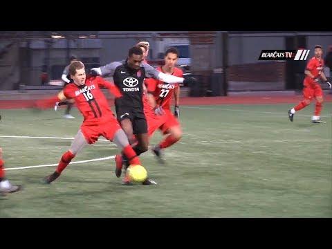 Cincinnati Men's Soccer vs FC Cincinnati Friendly Recap