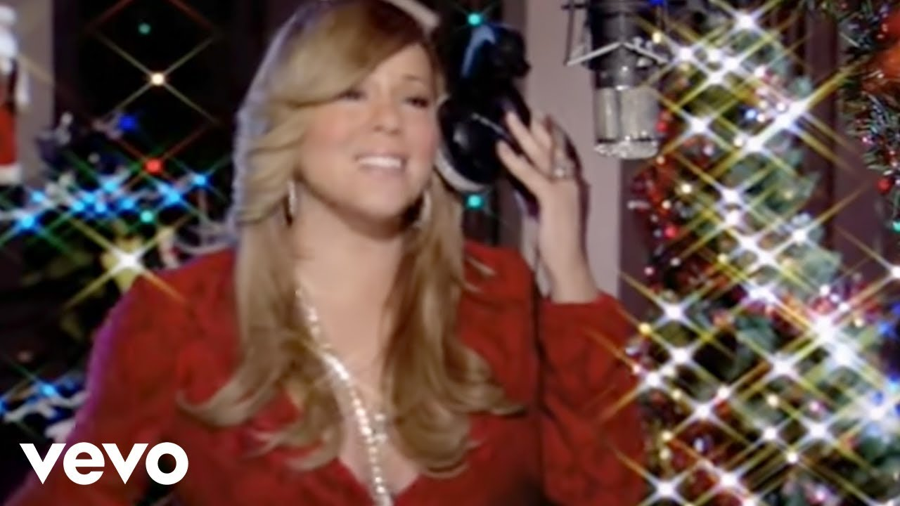 Mariah Carey - O Come All Ye Faithful/Hallelujah Chorus ft. Patricia ...