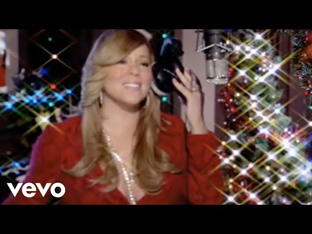Mariah Carey - O Come All Ye Faithful/Hallelujah Chorus ft. Patricia Carey (Official Video)