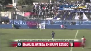 Emanuel Ortega falleció tras fractura de cráneo