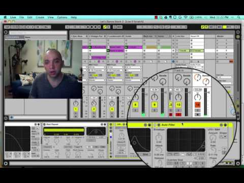 Dynamic Effects Automation Using Dummy Clips in Ableton 9