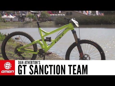 Dan Atherton's GT Sanction Team + Dan Atherton Interview