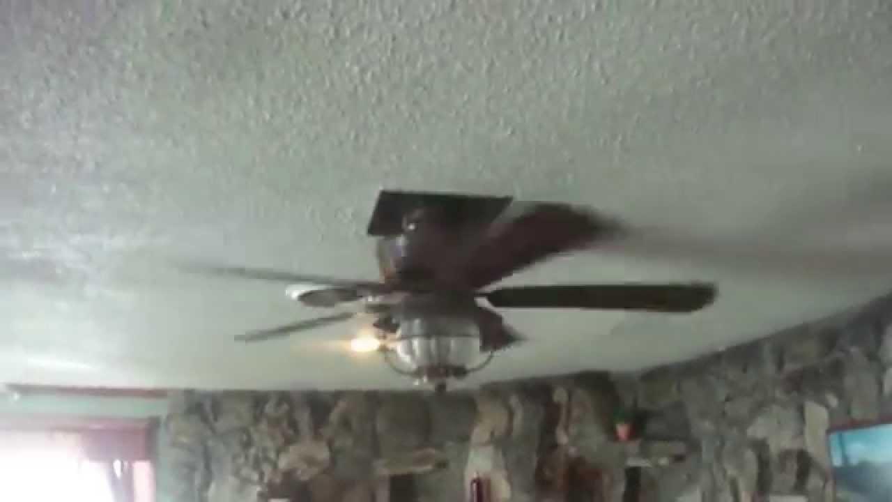 Harbor Breeze Merrimack Ceiling Fans 1 2 Of 4 Youtube