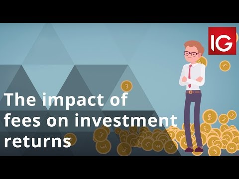 The Impact Of Fees On Investment Returns | IG Investments