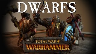 Dwarven Axe and Hammer Units - Warhammer Special Rules and Abilities - Total War Warhammer