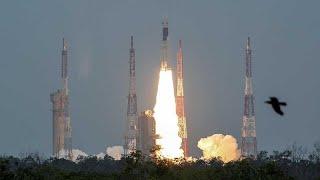 Индия отправила на Луну станцию и луноход