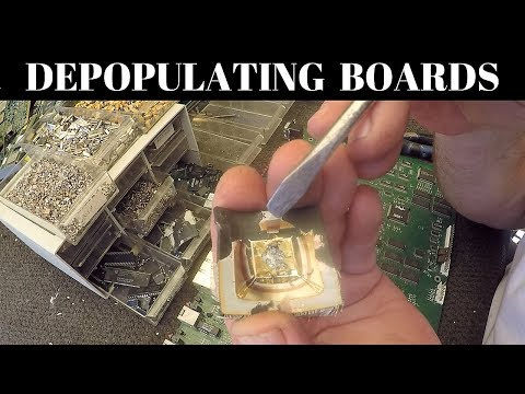 Depopulating Boards - High Grade Boards Part 2