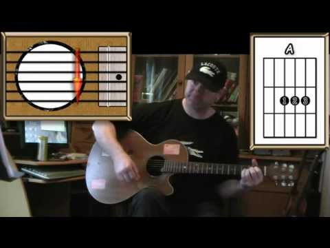 Help - The Beatles - Acoustic Guitar Lesson
