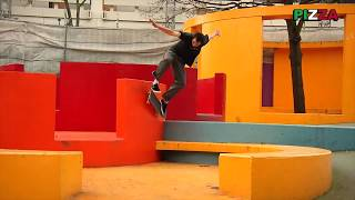 Pizza Skateboards   The 5ifth Floor   Bonus Video #1   Cards 1-4