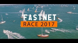 Fastnet Race 2017 Cowes Isle of Wight (DJI Phantom 3 Standard Drone)